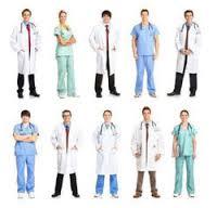 ropa de hospital