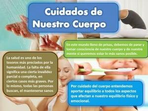cuidar nuestro organismo