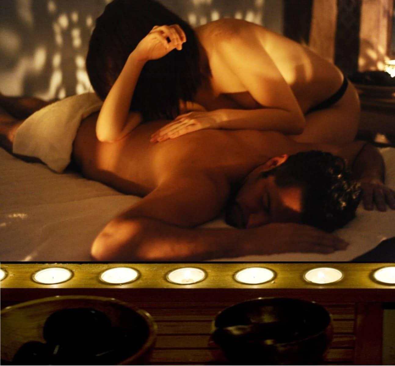 masaje tantra en barcelona