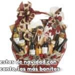 Cesta de Navidad cestas martí