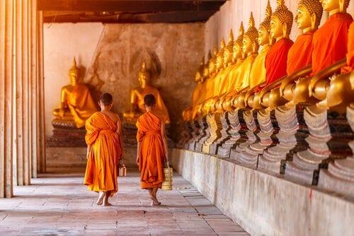 Los secretos de los monjes tibetanos para mantener el temple